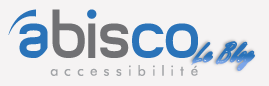 Abisco accessibilité: le blog