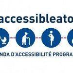 Agenda d'accessibilité programmée : une nouvelle chance