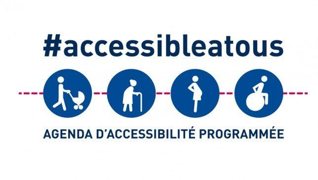 Agenda d accessibilite programmee