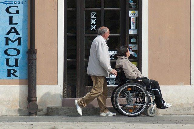 Accessibilité pour les handicapés