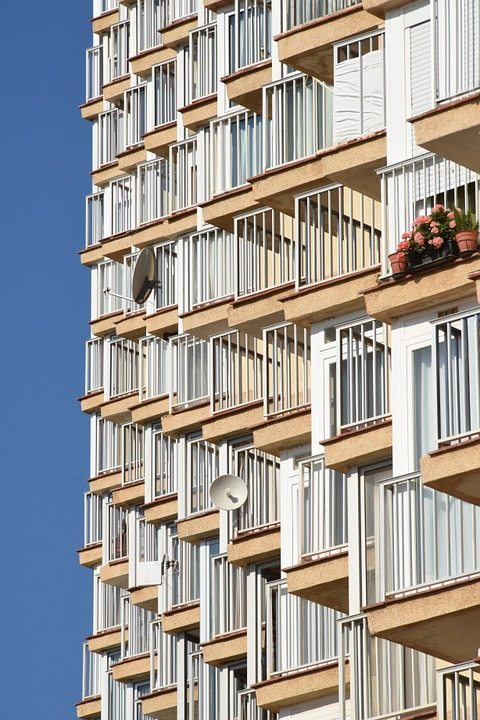 Immeuble residentiel