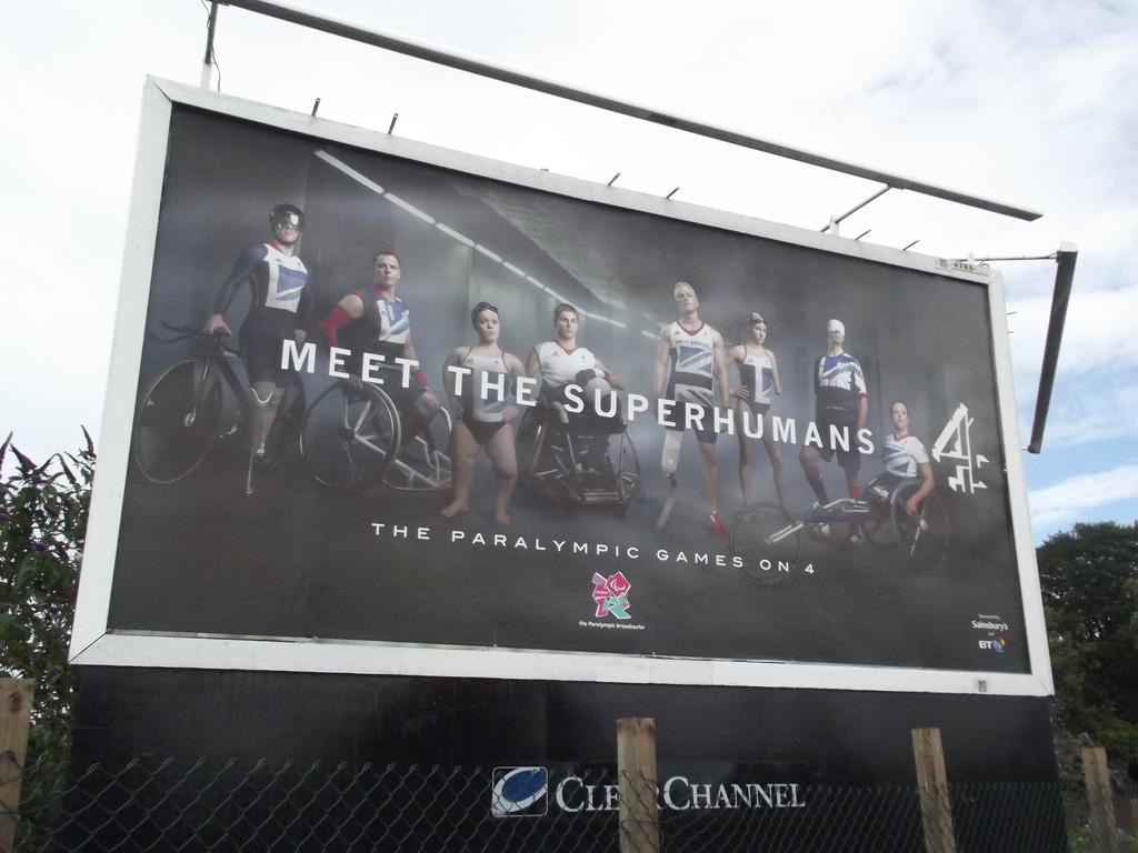 Les superhumans aux Jeux Paralympiques 2016