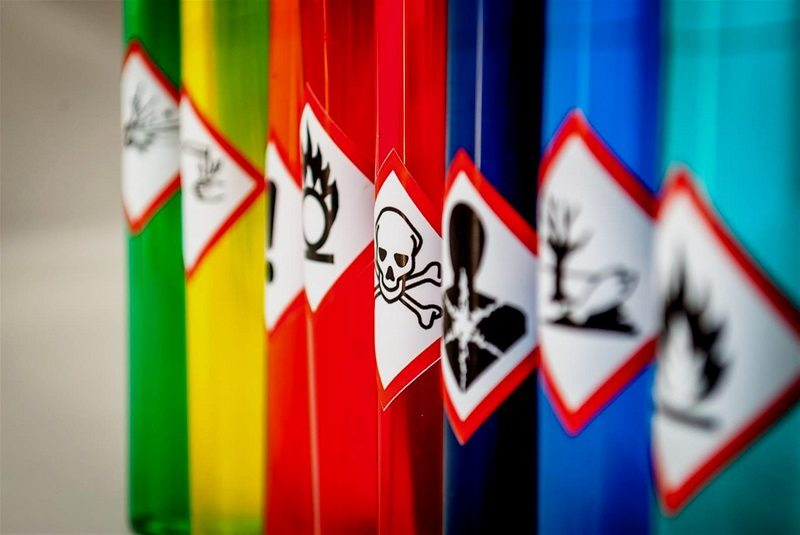 La comission europeenne definit les valeurs limites pour les sept agents chimiques