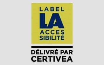 Un nouveau label accessibilité a été lancé
